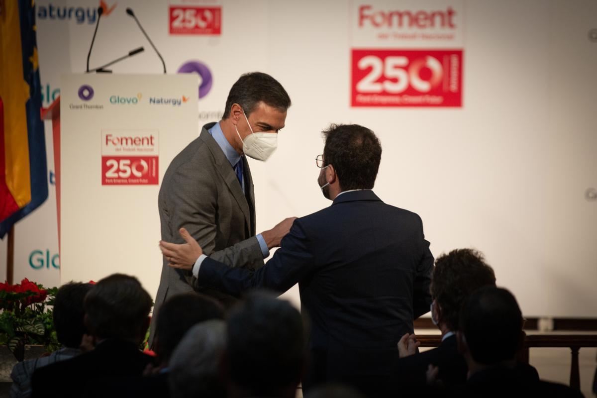 La carta de Junqueras alleuja el PSOE