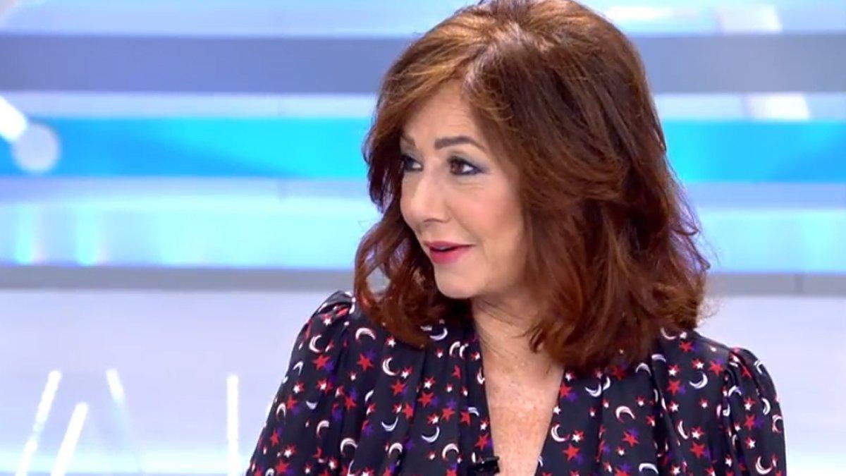 Ana Rosa es posiciona: «Penjaré la bandera espanyola al balcó»