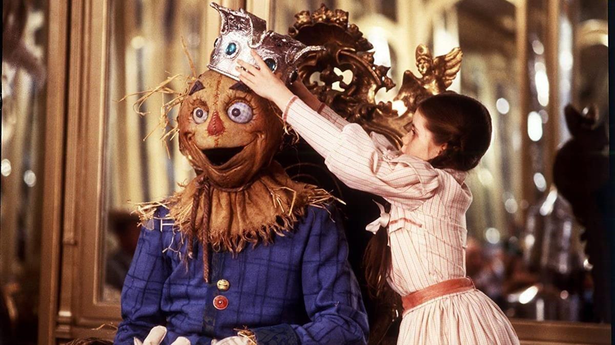 Una imagen de 'Oz, un mundo fantástico'.