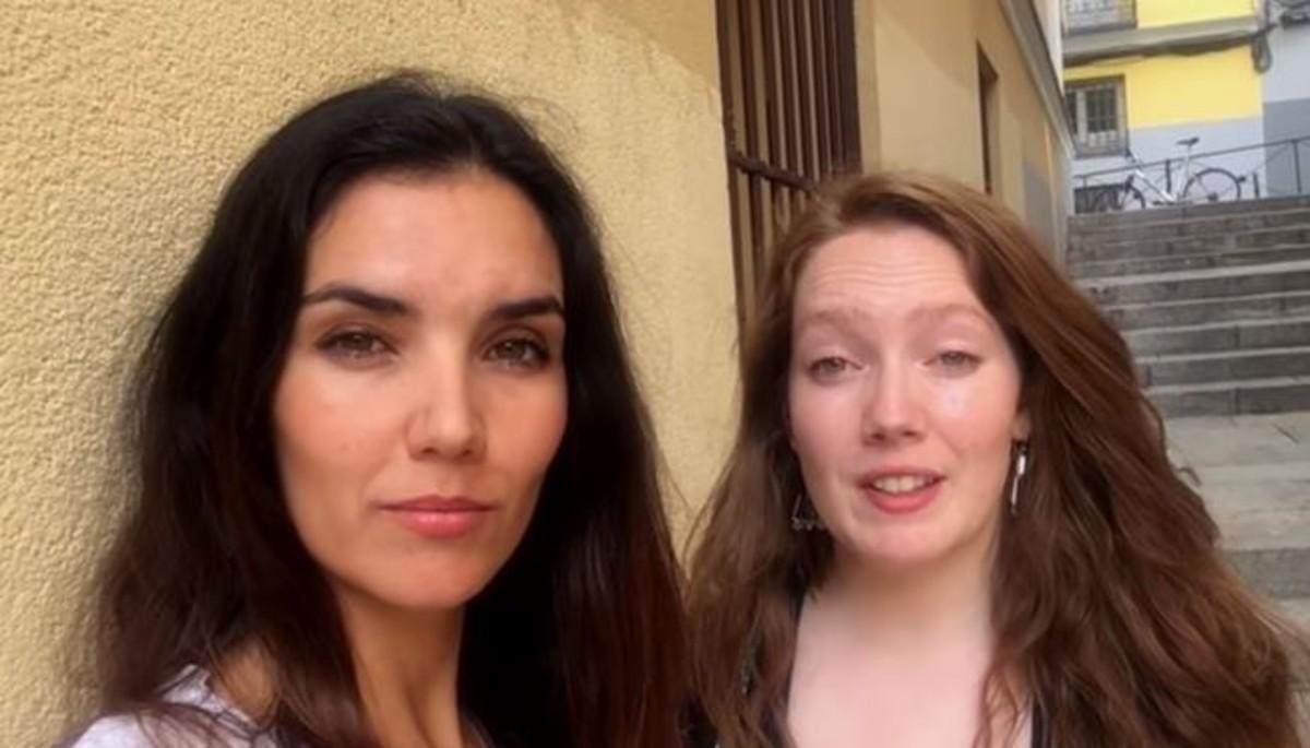 """#ManadaPorno, el mensaje feminista que señala a los """"yonkis del porno"""""""