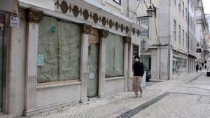 Lisboa sin turistas