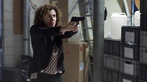 Anna Sahun, que interpreta a Lídia en 'La Riera'.