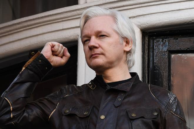 La abogada de Assange denuncia su mal estado de salud