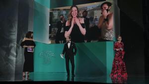 Pilar Palomero, Mejor dirección novel por Las niñas en los Premios Goya 2021