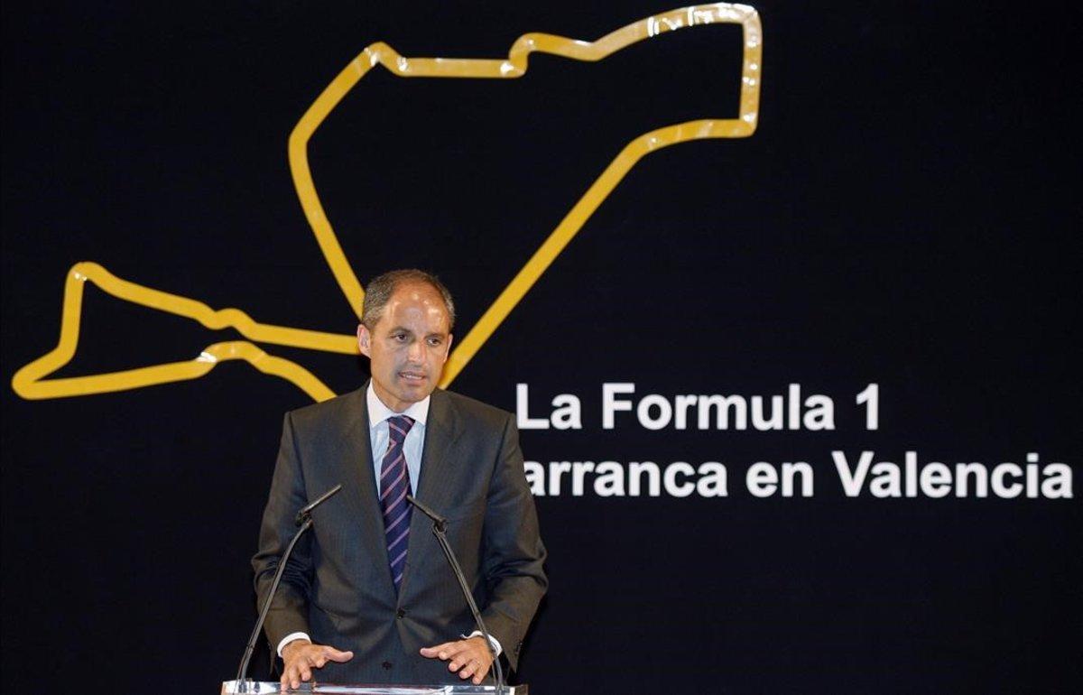 Camps, processat per la construcció del circuit de F-1 a València