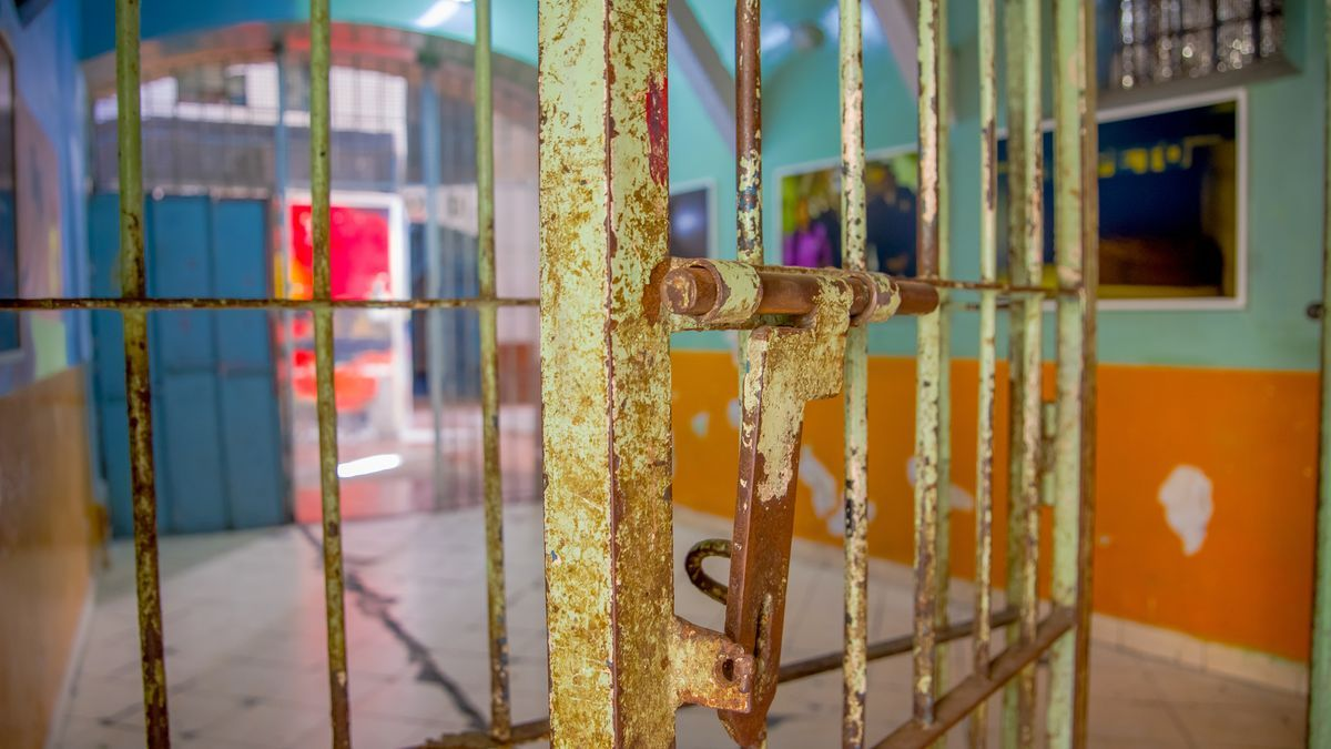 Una cárcel de Ecuador.