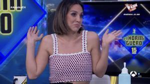 Tamara Falcó en 'El Hormiguero'