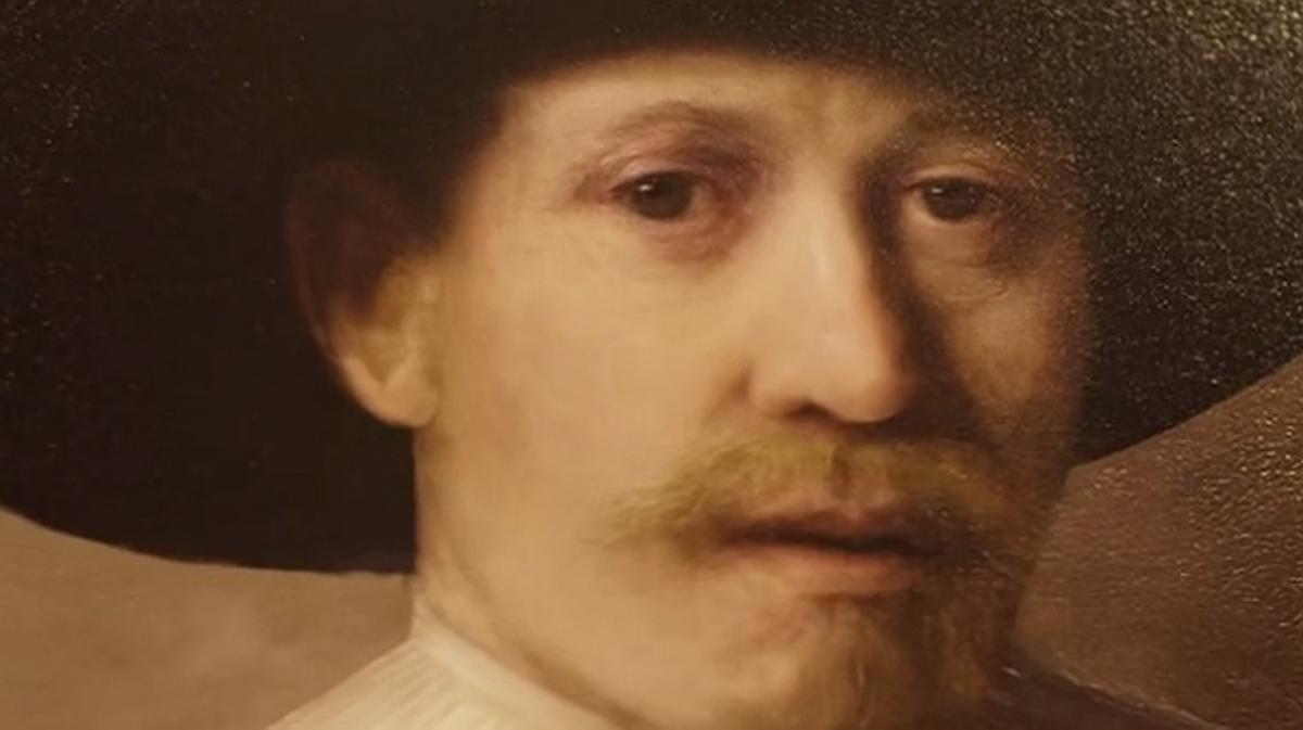 El proyecto 'The Next Rembrandt' o cómo una inteligencia artificial puede pintar un 'rembrandt'.