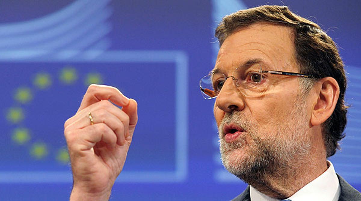 Rajoy: Espero que la reforma de las pensiones esté lista a final de este año.