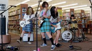 The Linda Lindas: les noves reines del punk estan a l'escola primària