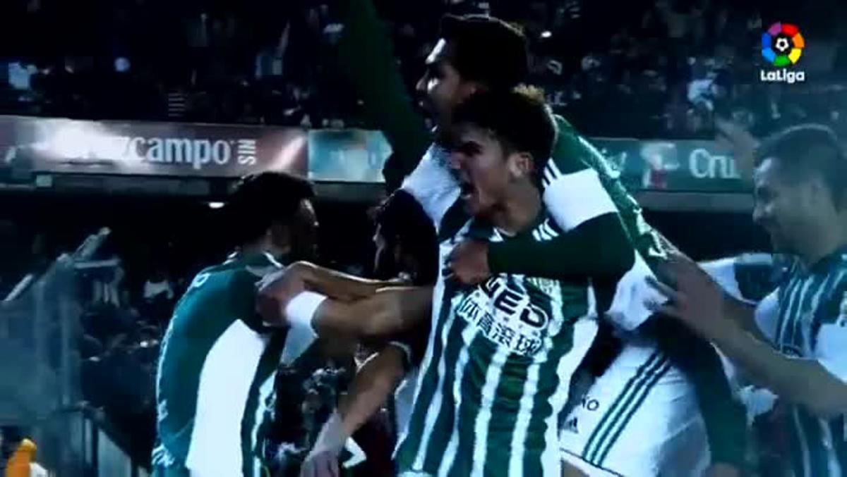 Presentación de las retransmisiones televisivas de la Liga española de fútbol.