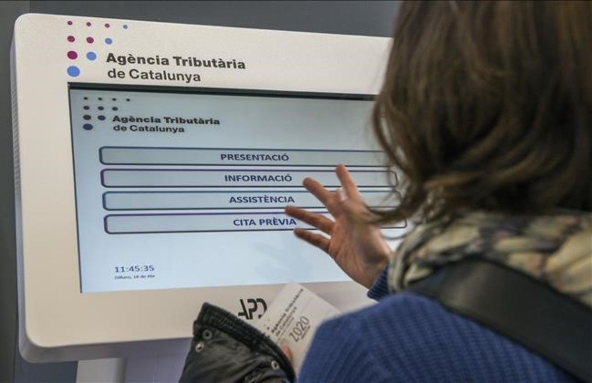 La Hacienda catalana recaudó el año pasado 2.826 millones, el 6,36% más