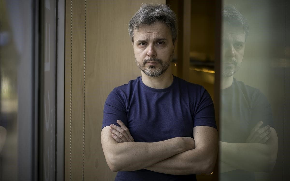 El escritor de novela negra Juan Gomez Jurado.