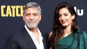 George Clooney no serà el padrí del nadó de Meghan i Enric