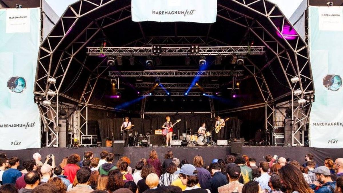 Ambiente de una edición anterior de este festival de música independiente.
