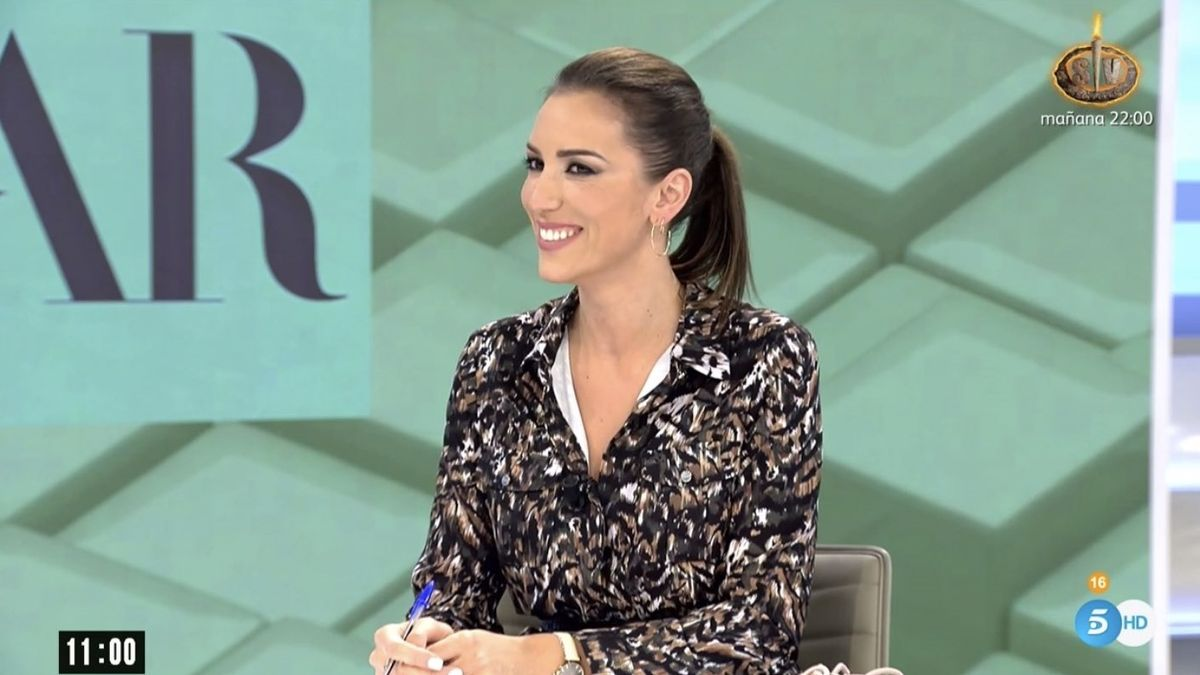 Patricia Pardo vuelve a 'El programa de Ana Rosa'