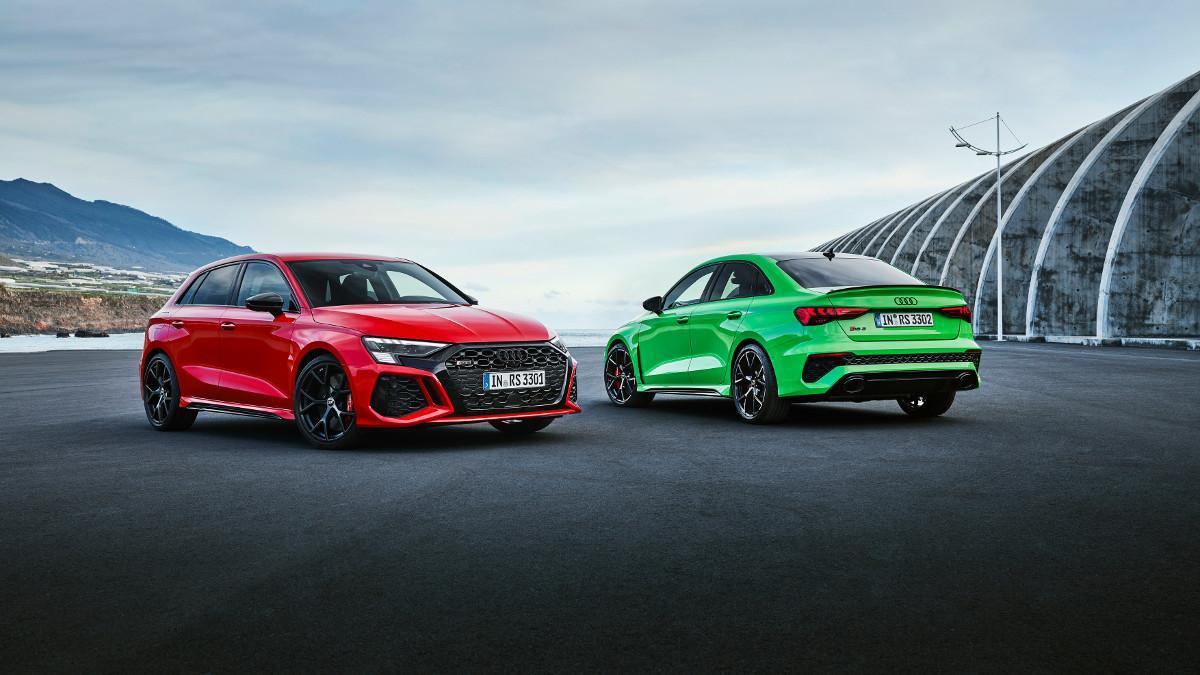 Nuevo Audi RS 3: más de 190 fotos en una súper galería