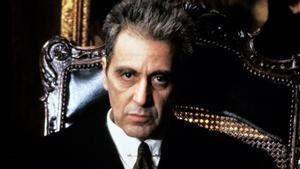 Al Pacino, en una imagen de 'El Padrino III'.