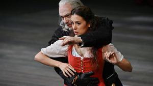 Una imagen de'Don Giovanni', dirigida porChristof Loy.