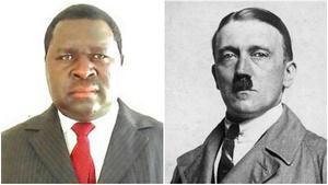 Adolf Hitler gana las elecciones en Namibia