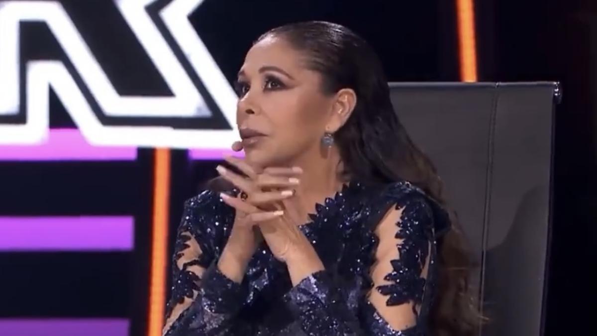 La clara indirecta que lanzó Isabel Pantoja a Kiko Rivera en el estreno de 'Top Star'