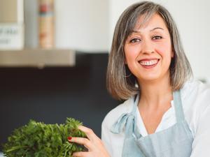 Raquel Bernácer, autora del libro 'Lunes sin carne'.