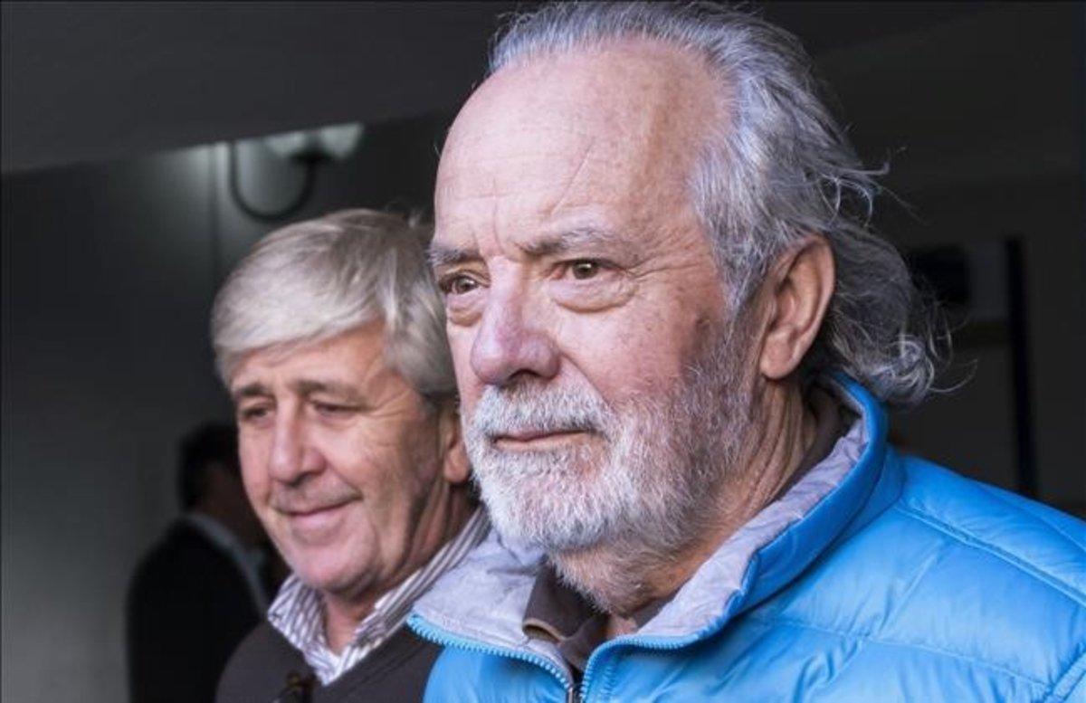 ElempresarioBartolomé Cursach, cuando fue detenido el pasado marzo