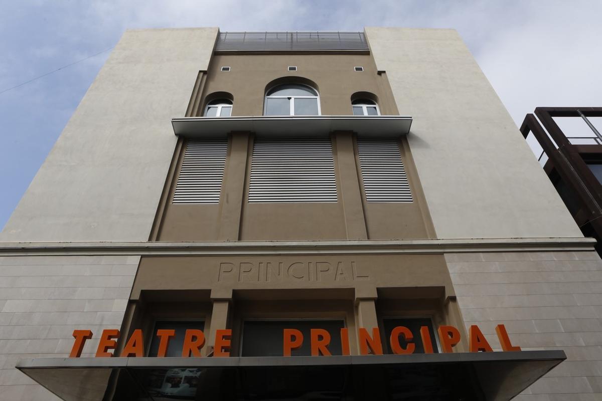 Teatre Principal.