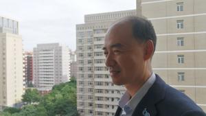 activista medioambiental chino  llamado Ma Jun