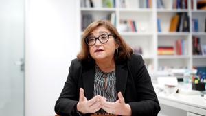 Marina Cano, presidenta de AELEC.