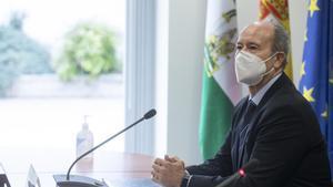 El ministro de Justicia, Juan Carlos Campo, en una imagen de archivo.