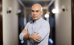 El empresario y propietario de la cadena hotelera Room Mate Group, Kike Sarasola.