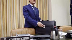 El presidente de la Sareb, Jaime Echegoyen, en una imagen del 2015.