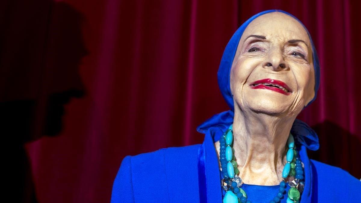 Mor als 98 anys Alicia Alonso, llegenda de la dansa clàssica