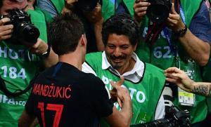 Yuri Cortez, el fotògraf salvadorenc aixafat per Mandzukic i els seus companys