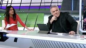 El momentazo más divertido de Ferreras: ¿se presentó en LaSexta con zapatillas de andar por casa?