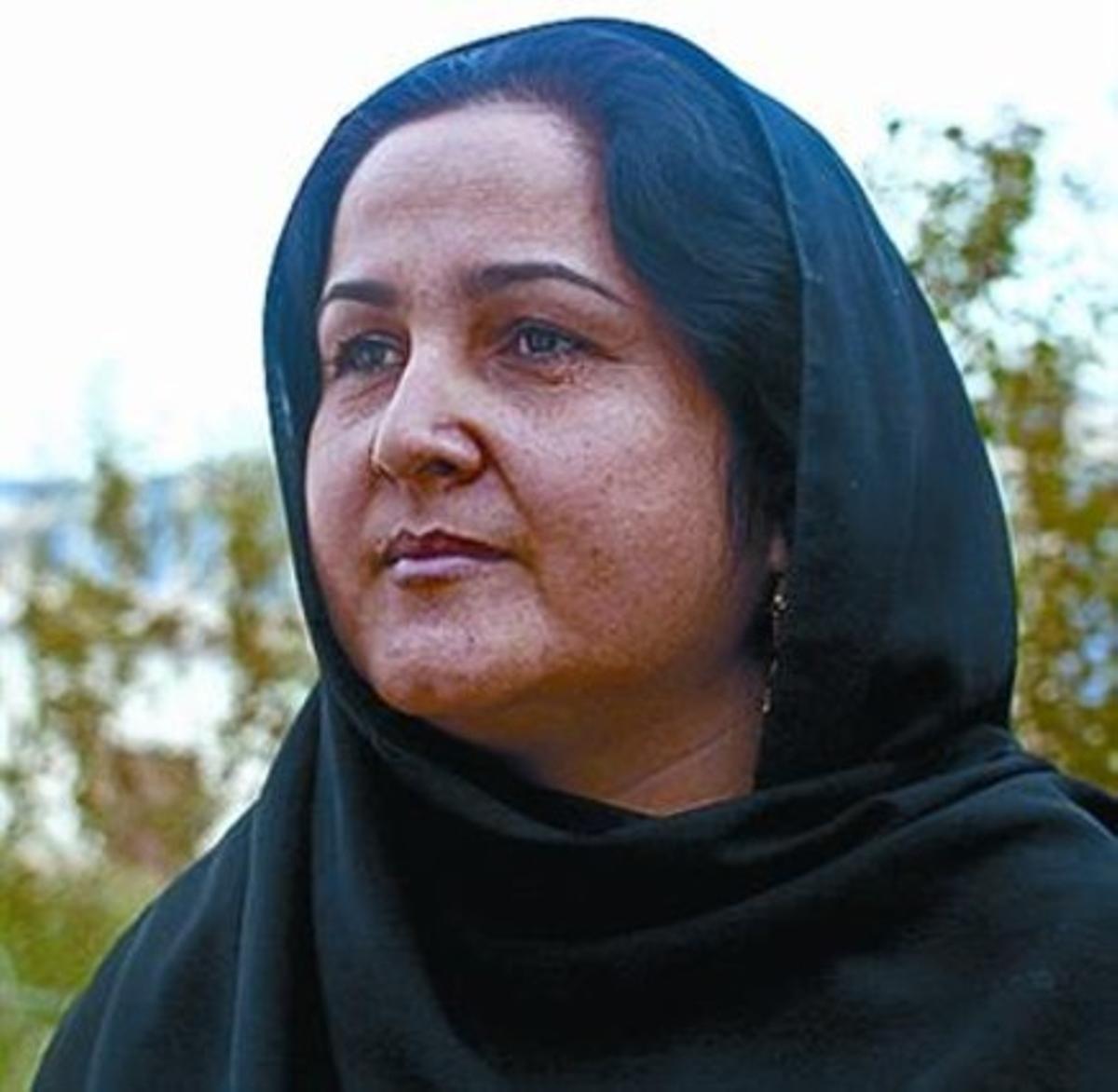 Runa Tarin, candidata al Parlamento.