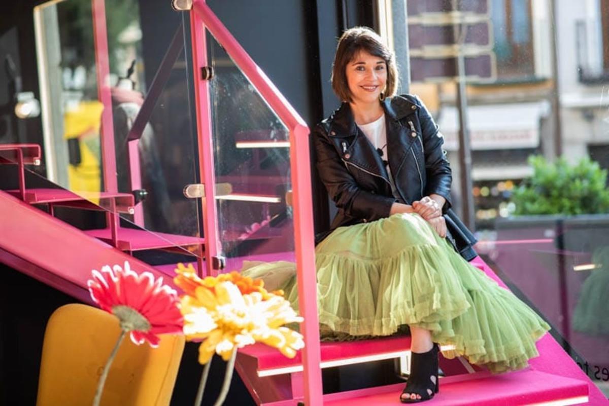 Priscilla Ramírez, emprendedora de la firma Koker.