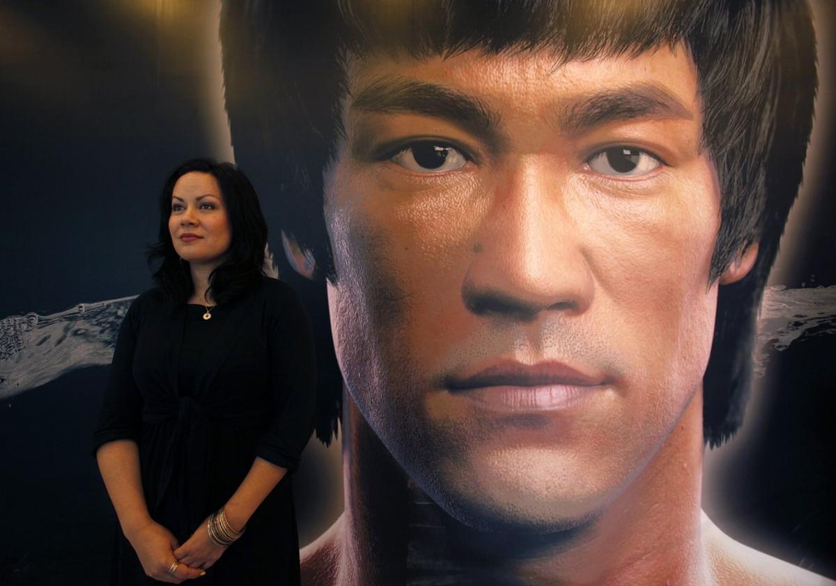 Shannon Lee ya mostró en declaraciones a The Wrap su tristeza por la imagen de su padre en el filme de Tarantino.
