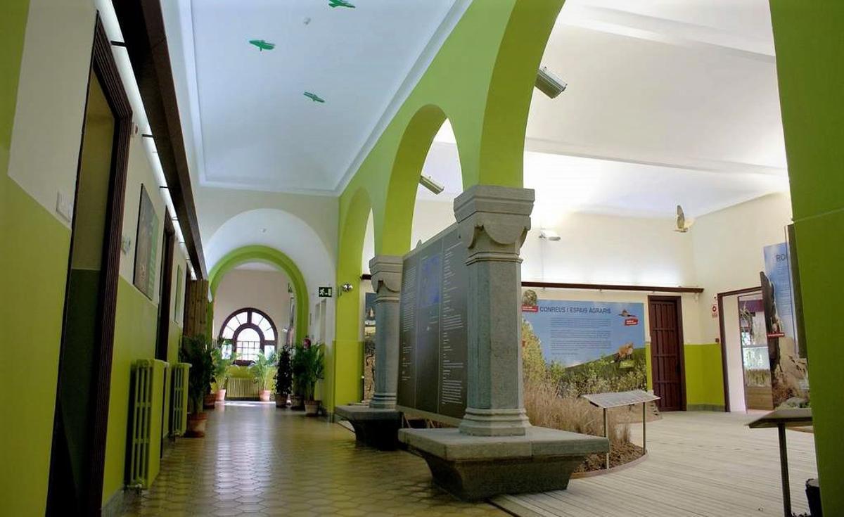 El Ecometrópoli de Santa Coloma de Gramenet.