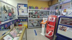 Establecimientos de tabaco y loteria tansformado por Nickel en oficina bancaria