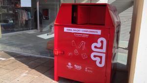 Reciclats 78.240 quilos de roba utilitzada a Mollet del Vallès durant el 2020