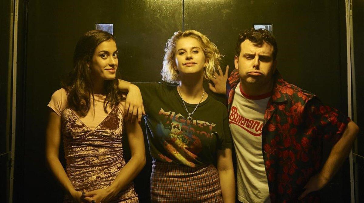 La imagen promocional de la serie de RTVE y El Terrat,'Drama', emitida por TV3
