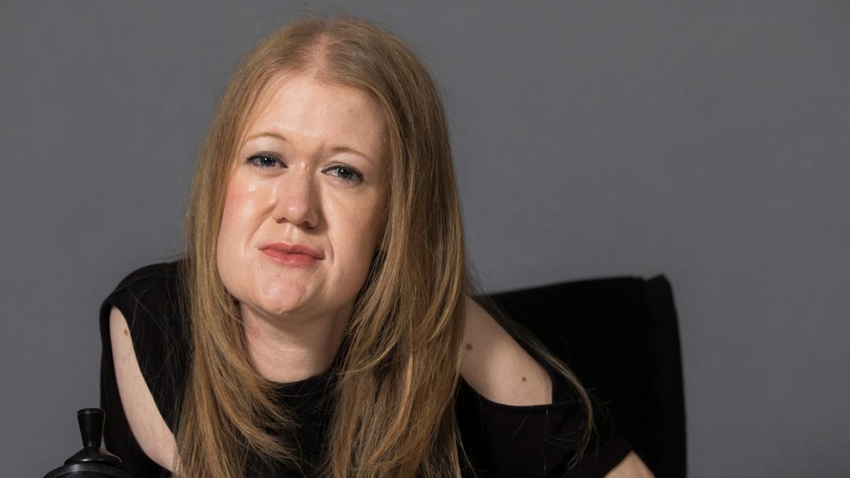 Frances Ryan: «Les persones discapacitades volem drets, no caritat»