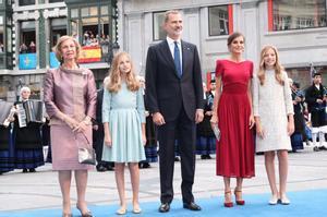 Elionor: «El títol d'hereva em compromet amb l'esforç de servir Espanya i tots els espanyols»