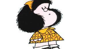 Quino entró en España por la izquierda con Mafalda de la mano