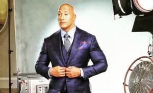 Dwayne 'The Rock' Johson es el hombre más sexy del año