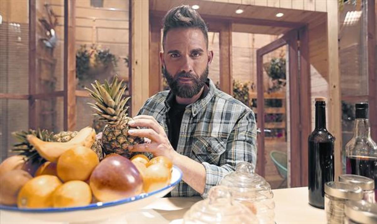 Marc Ribas, chef de'Cuines', presentará 'Joc de cartes', en TV-3..
