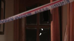 Una dona de 78 anys ha mort aquesta matinada a conseqüència d'un incendi que s'ha declarat en una vivenda a Martorell.