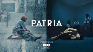 El cartel de 'Patria', la serie de HBO.